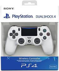 Геймпад Sony PS4 Dualshoсk 4 V2 Белый (CUH-ZCT2E / WHITE), фото 3