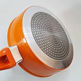 Сковорода с керамическим покрытием - сковородка Размер 26 см. Giakoma G-1018-26, фото 9