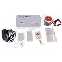 Комплект сигнализации с дозвоном Aoke GSM 10А