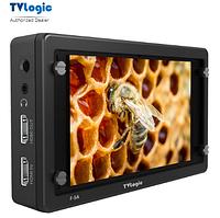 "Накамерный монитор TVLogic F-5A 5.5"" IPS On-Camera Monitor with L-Series Type Plate (F-5A)"