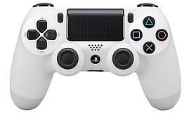 Геймпад Sony PS4 Dualshoсk 4 V2 Білий (CUH-ZCT2E/WHITE)
