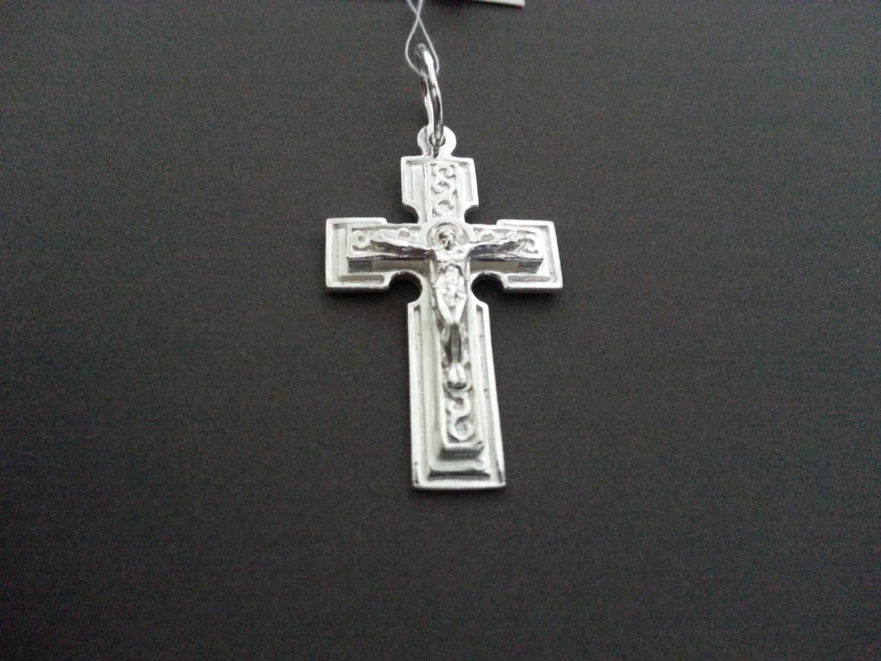 Серебряный Крест Арт. Кр 140