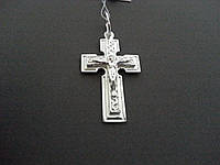 Серебряный Крест Арт. Кр 140, фото 1