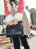 Оригинальная женская сумочка Anna Sui. Черная