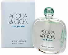 Женская оригинальная туалетная вода Acqua Di Gioia Eau Fraiche Giorgio Armani, 50 ml NNR ORGAP /6-53