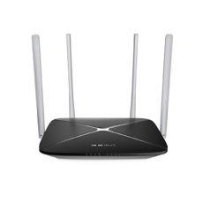 Роутер Mercusys AC12 2.4 ГГц, 5 ГГц 300 Мбит/с 4 x 10/100 Мбит/с Ethernet LAN 1x10/100 Мбит/с