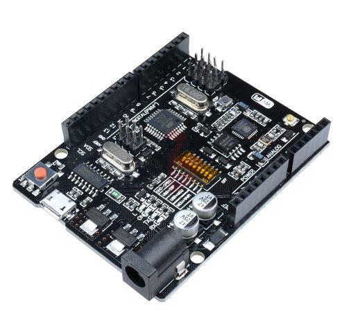Arduino NodeMCU WeMos WI-FI ATmega328P + ESP8266 (32 Mb памяти) CH340G