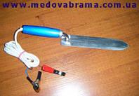 Нож пасечный электрический для распечатки сотов (12 В)