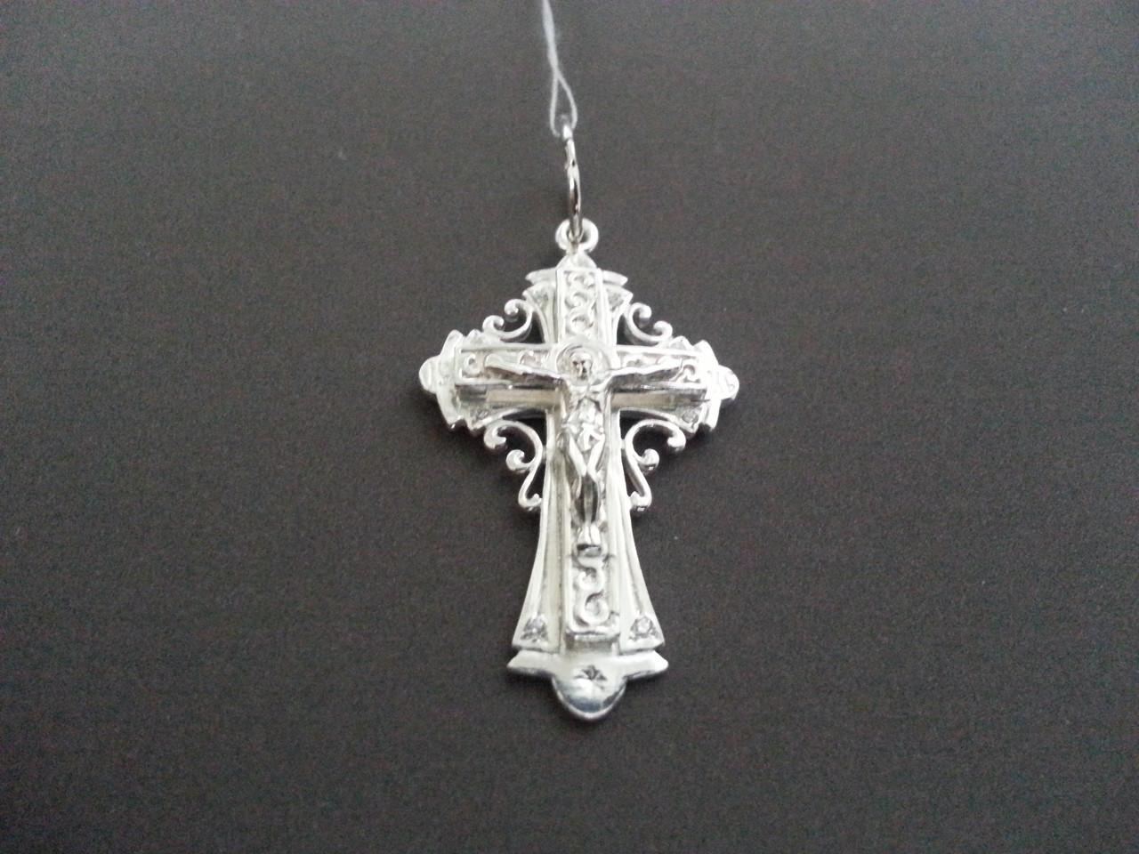 Серебряный Крест Арт. Кр 143
