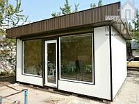 Сборные быстровозводимые дома, мобильные металлоконструкции, сборные дома