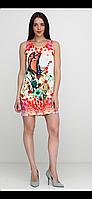 Повседневное платье с рисунком мини Save Style
