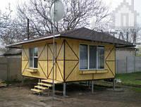 Строительство канадских домов, канадская технология строительства дома