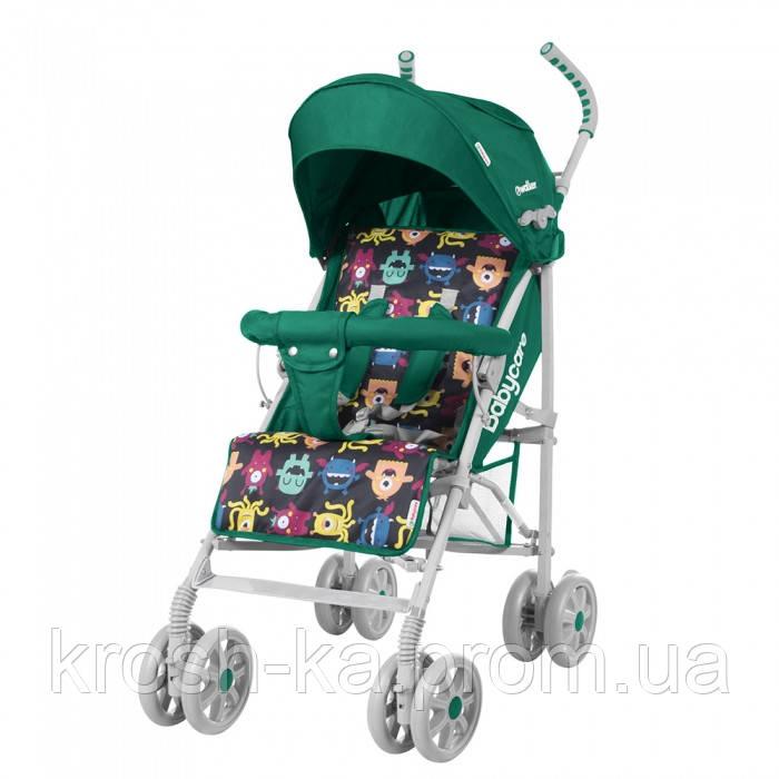 Детская прогулочная коляска - трость Walker BabyCare Китай Green BT-SB-0001\1