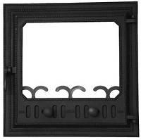 Каминные дверцы Delta Toszka (500х500)