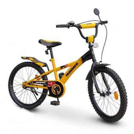 """Велосипед детский """"Ferrari"""" 20""""  112001, фото 2"""