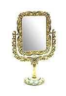 Зеркальце косметическое на подставке