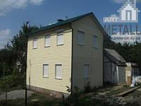 Строительство коттеджей, частных домов в кратчайшие сроки под ключ