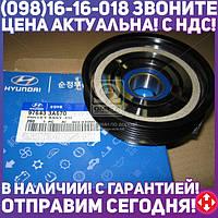⭐⭐⭐⭐⭐ Шкив компрессора кондиционера Hyundai Elantra/SantaFe/Trajet 00-/Tucson 04-/Sorento 06 (производство  Mobis)  976433A670