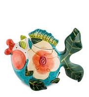 """Фарфоровый заварочный чайник """"Рыба Франжипани"""" (Pavone)"""