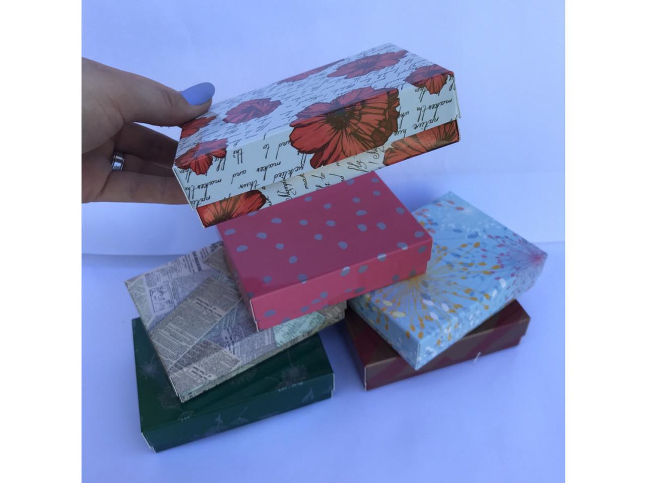 Коробка из тонкого картона 12*9*3