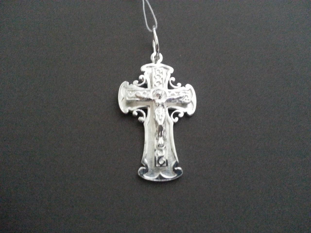 Серебряный Крест Арт. Кр 144
