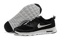 Женские кроссовки Nike Air Max Thea черного цвета
