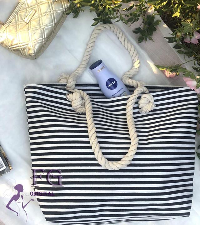 9fd35e96e27b Тканевая пляжная сумка