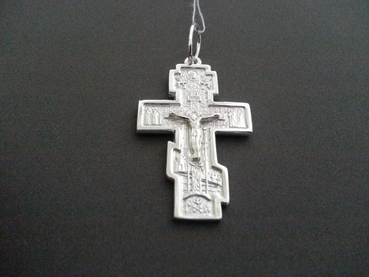 Серебряный Крест Арт. Кр 145