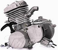 Веломотор Ф 80 см3 47мм со стартером без комплекта серый НОВЫЙ