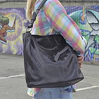 """Женская кожаная сумка с лазерным напылением   """"Лазерка Dark Brown"""", фото 1"""