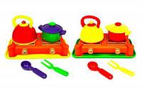 Газовая плита (6 предметов) scs