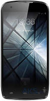 Дисплей (экран) для телефона Fly IQ4405 Evo Chic 1 + Touchscreen Black