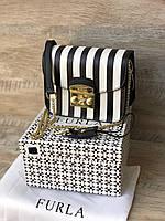 Женская стильная кожаная сумка Furl