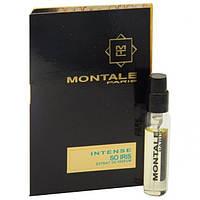 Парфюмированная вода Montale Intense So Iris для мужчин и женщин (оригинал) - edp 2 ml vial