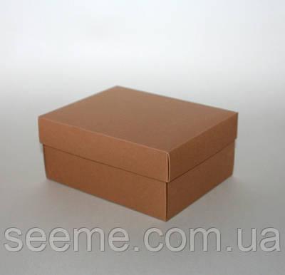 Коробка подарункова. 125х160х70мм.