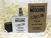 4408c7ef1ba939 Мини-парфюм Moschino Cheap And Chic I Love Love (10 Мл) — в ...