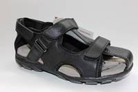 Кожаные сандалии для мальчиков ТМ B&G  36р.
