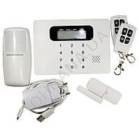 Охранная GSM сигнализация 30C PoliceCam готовый комплект