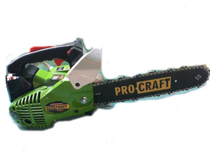 Пила бензиновая ProCraft K300S (мини пила)