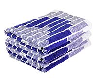 Полотенце пляжное махровое жаккардовое (70х150 см) в подарочной упаковке, фото 1