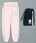 Спортивные брюки для девочек S&D оптом, 116-146 рр.