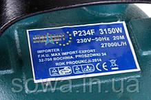 ✔️ Дренажно-фекальный насос с режущей кромкой Euro Craft P234F • 3150.0 Вт • Погружной, фото 3