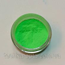 AC-413 neon green - неоновый зеленый