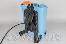 ✔️ Опрыскиватель аккумуляторный AL-FA  / Регулировка струи, фото 3