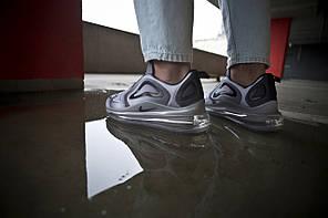 Мужские кроссовки Nike Air Max 720 Grey ( Реплика ), фото 2