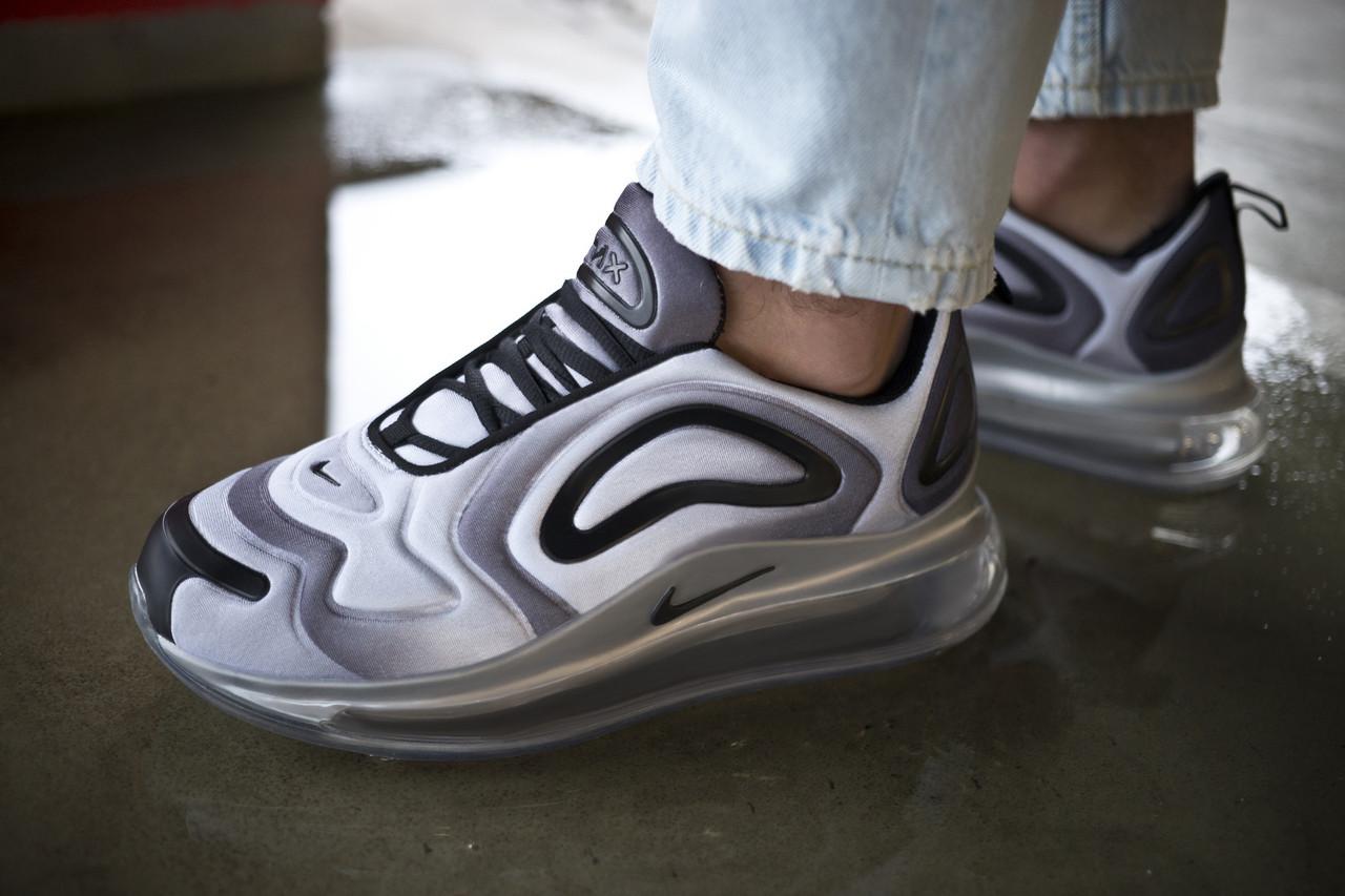 Мужские кроссовки Nike Air Max 720 Grey ( Реплика )