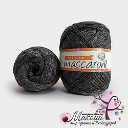 Пряжа Макраме батик PP Tie Dye Maccaroni, 14010, мышиный