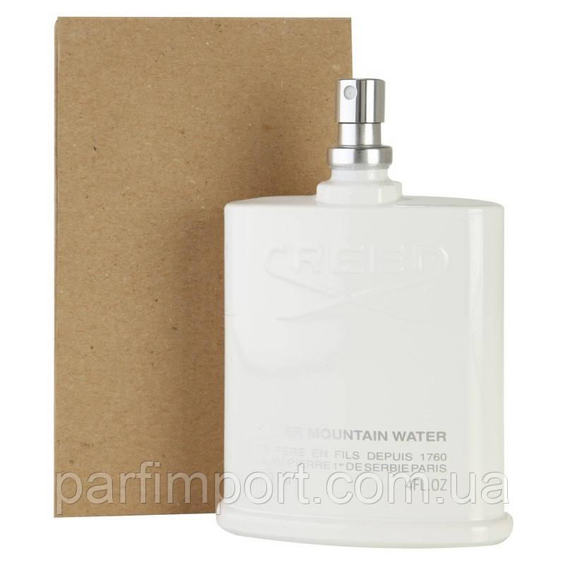 CREED SILVER MOUNTAIN WATER EDP 100 ml TESTER  парфюм унисекс(оригинал подлинник  Франция)