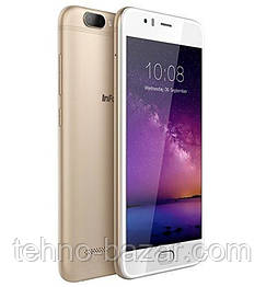 Смартфон Infocus A3 2/16gb Gold Global 4G 5.2'' HD Android 7 Mediatek MT6735 3050 мАч