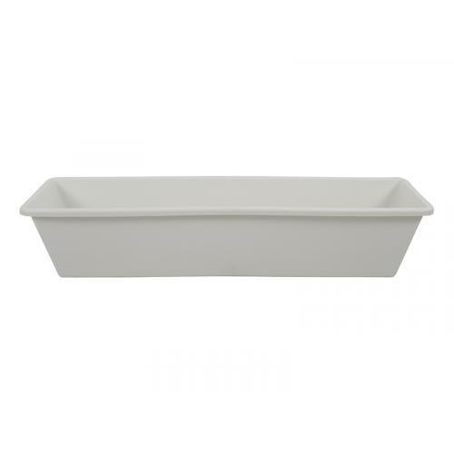 Балконный ящик 60 см белый 930166 Op
